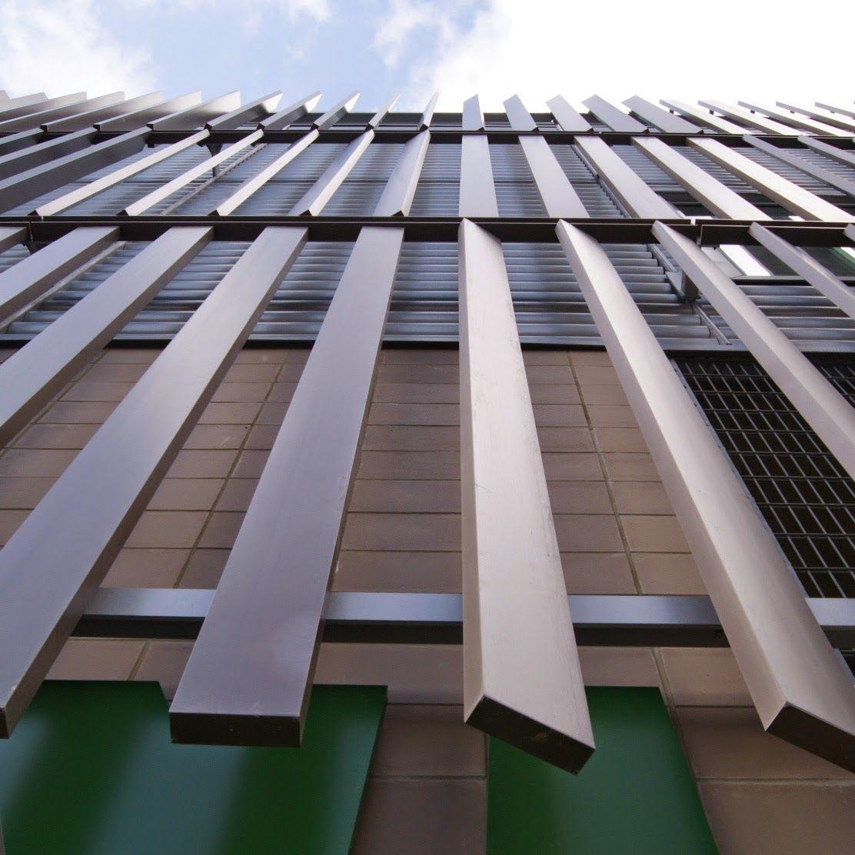 Levolux Solar Shading Levolux Creates Curves In Crawley