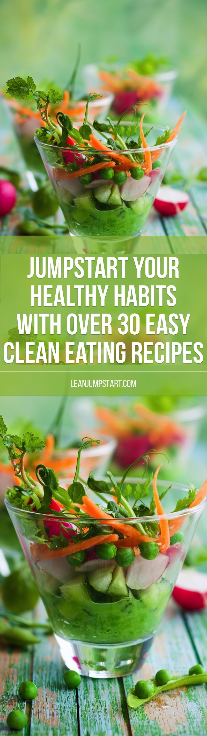Clean eating recipes: Over 100 easy, nutrient-dense meals