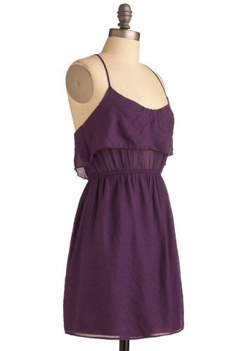nightshade dress, modcloth.com $45