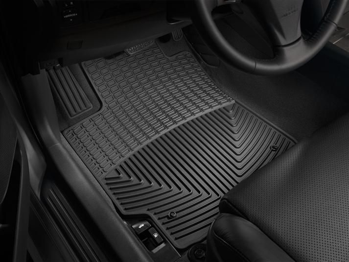 Weathertech All Weather Floor Mats 2007 Toyota Camry 1st Row Gray 55