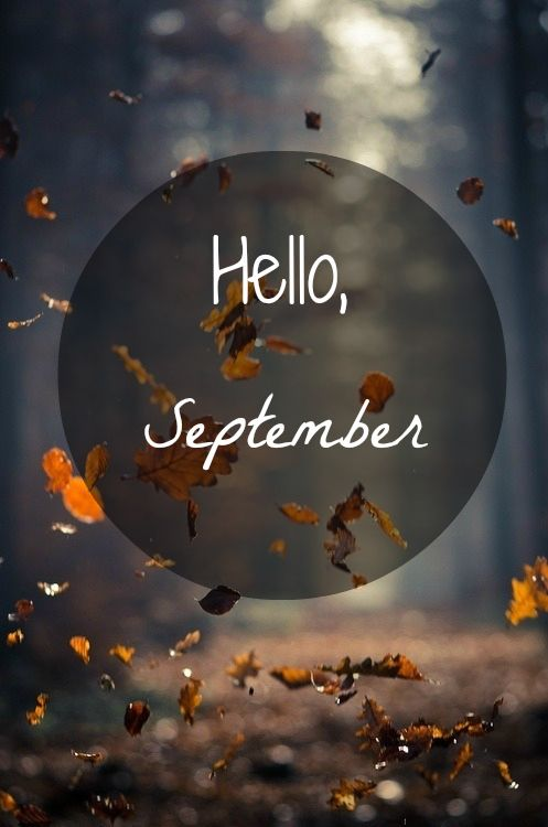 hello september shared by emma borg on We Heart It
