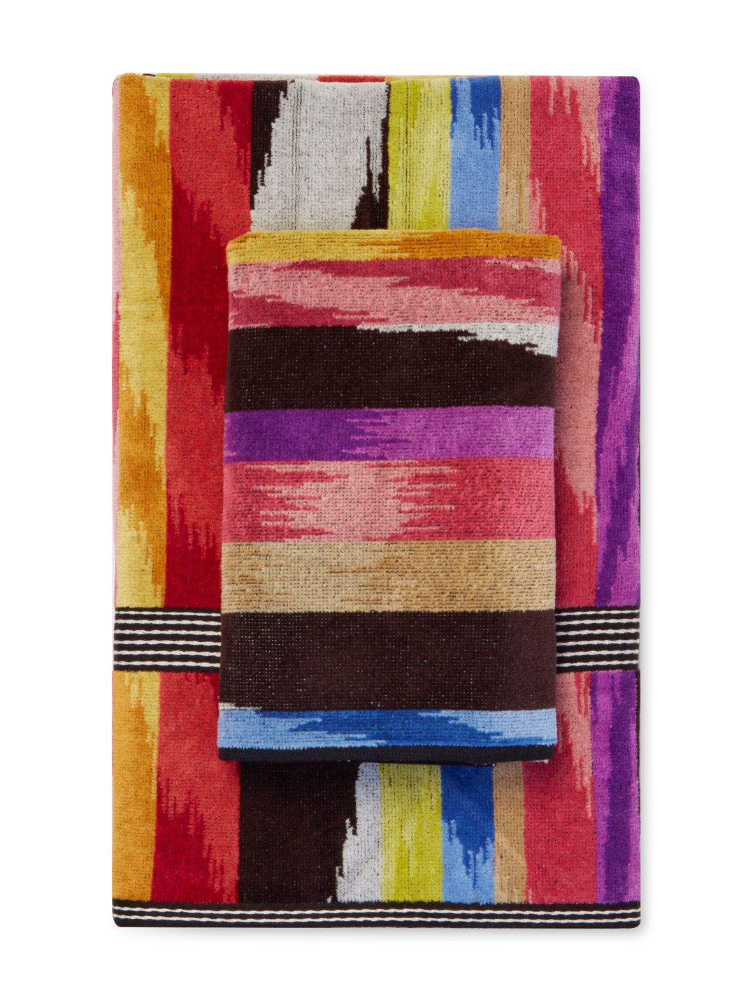 Homer Bath Towels Set Of 2 By Missoni Home At Gilt With Images