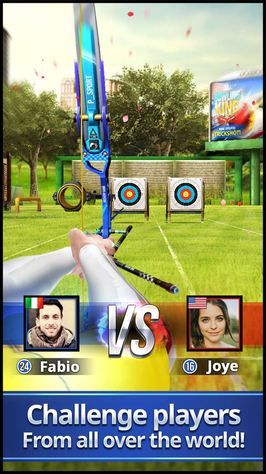Archery King Action Sports Apps Ios Archery Rush Games