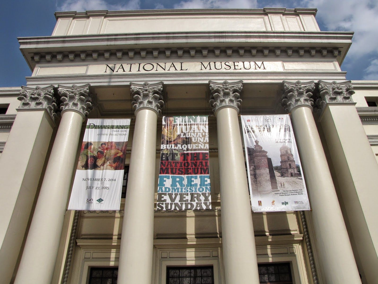 Snapshots National Museum Of The Philippines National Museum