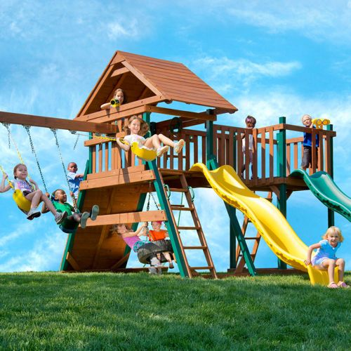 Magnificent Yardline Play Systems Ultra Fortress Ii Playset Do It Home Remodeling Inspirations Genioncuboardxyz