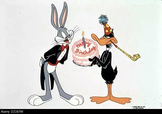 bugs bunny birthday Bugs Bunny's birthday is July 27, 1940    HAPPY BIRTHDAY BUGS  bugs bunny birthday
