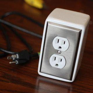 Desktop Power Outlet S A Escritorios Hogar