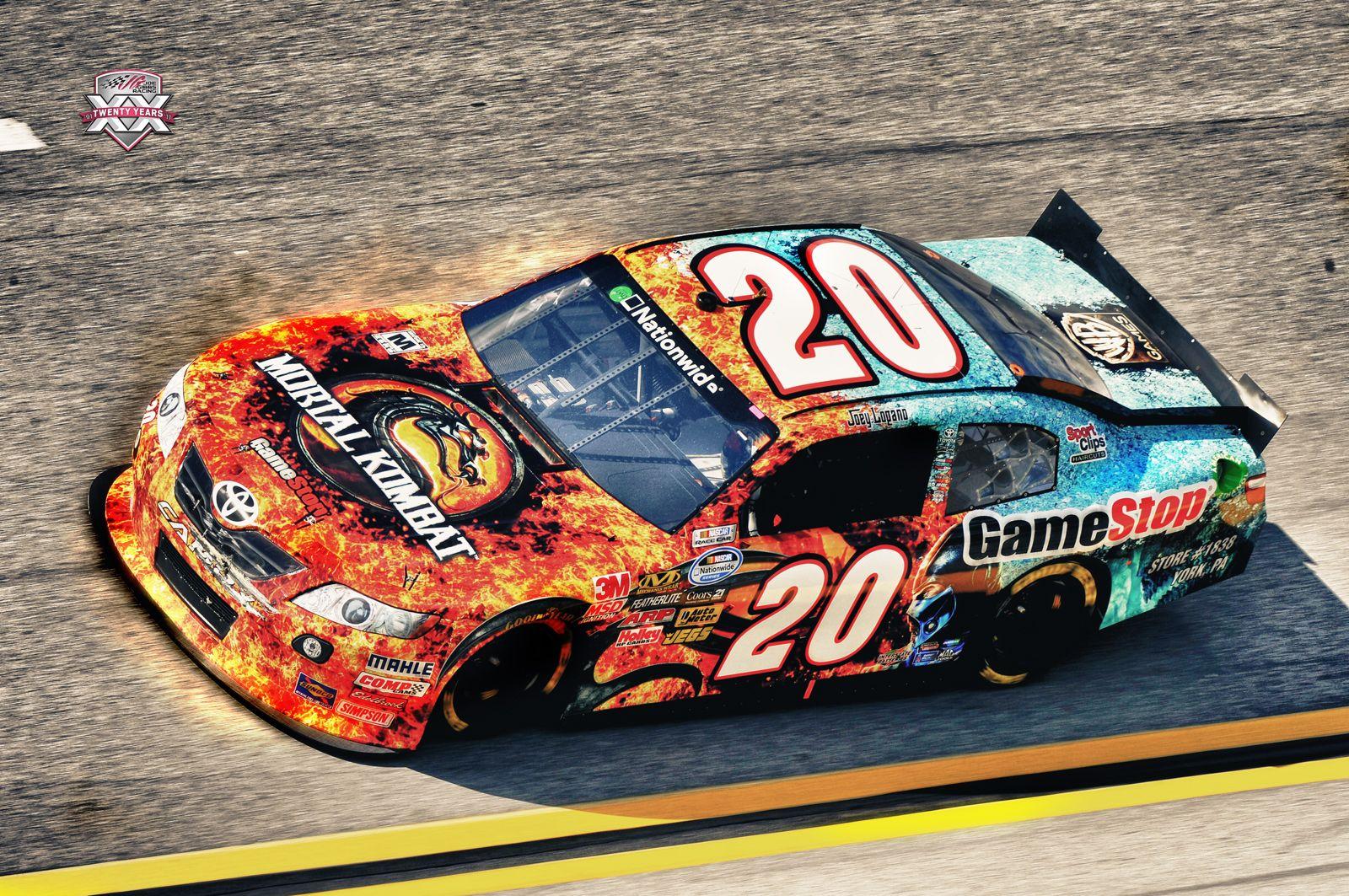 Incredible NASCAR Wallpapers