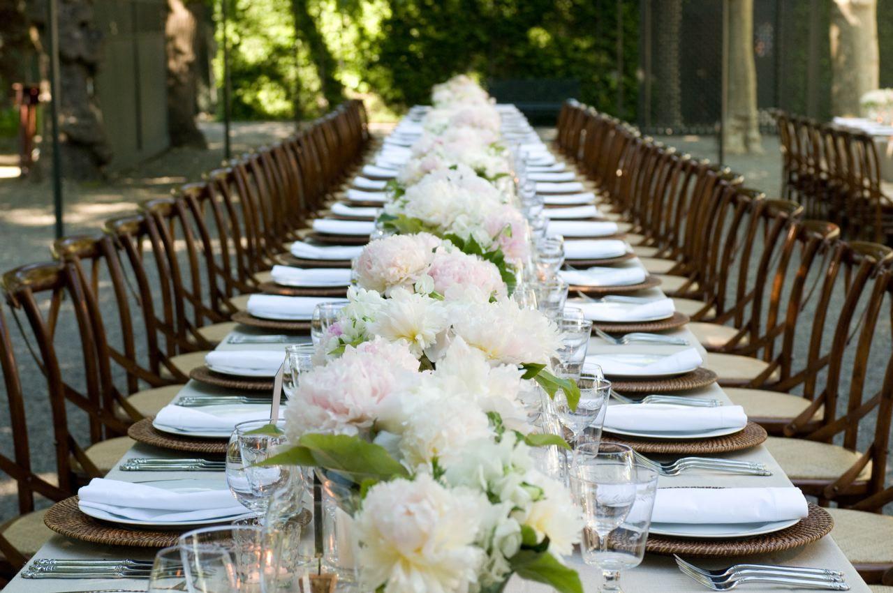 Outdoor wedding decoration ideas cheap  Outdoor Wedding  Weddings  Pinterest  Weddings