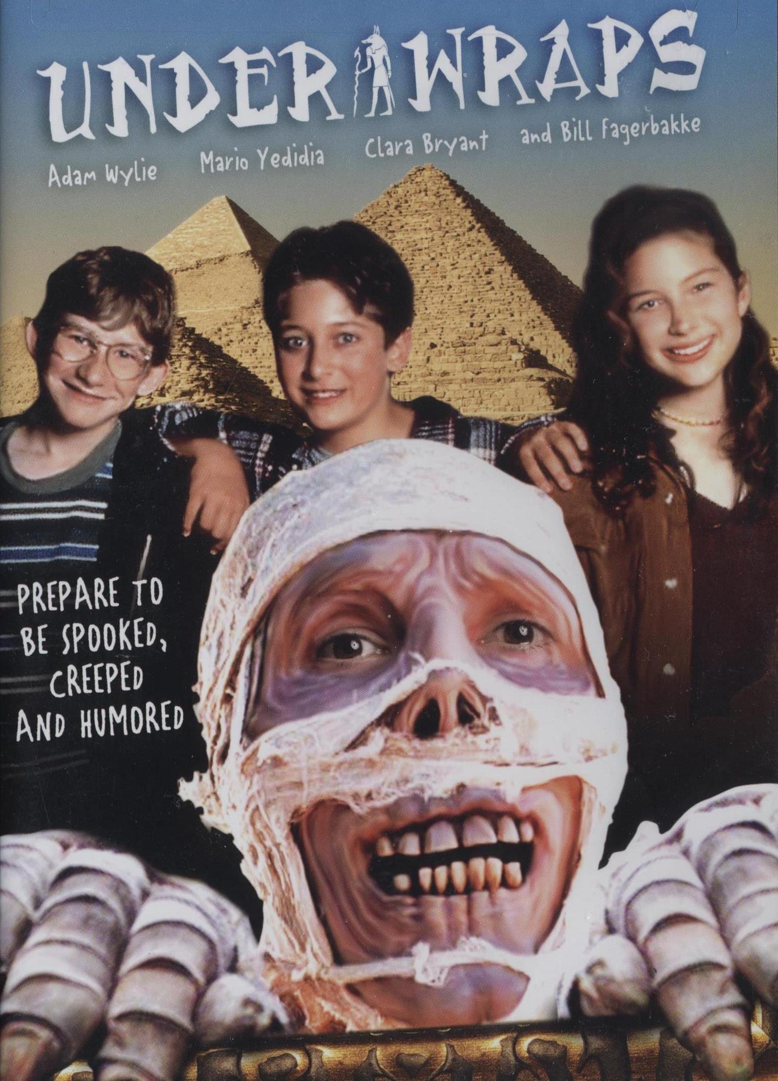 under wraps is a joint disney channel and hallmark entertainment halloween movie mummies hallmarkmovies halloween