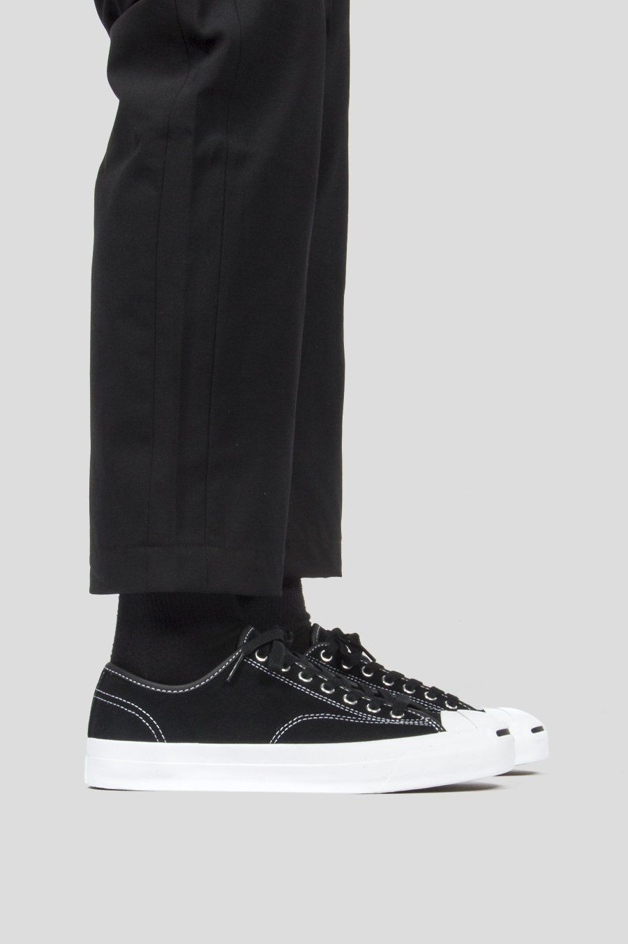 CONVERSE JACK PURCELL PRO OX BLACK