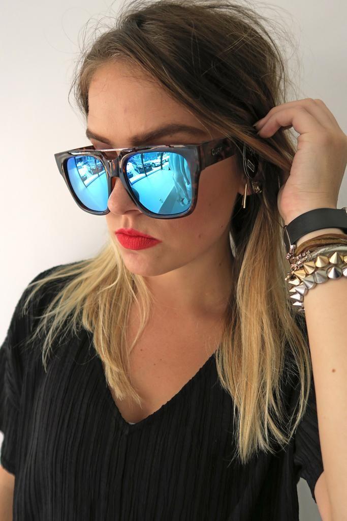 5d59180df0 Quay x Chrisspy Mila Sunglasses