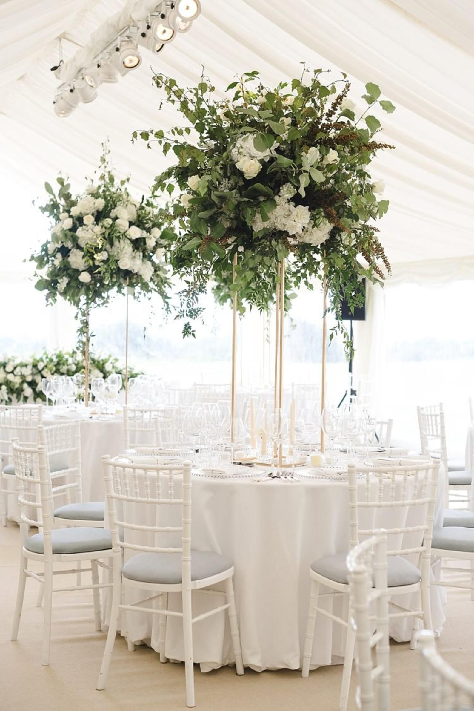 31++ Wedding flower stand metal info