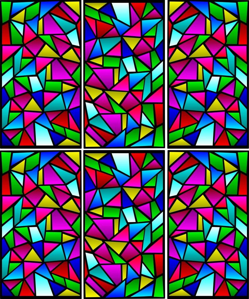 Explore Stained Glass Designs And More