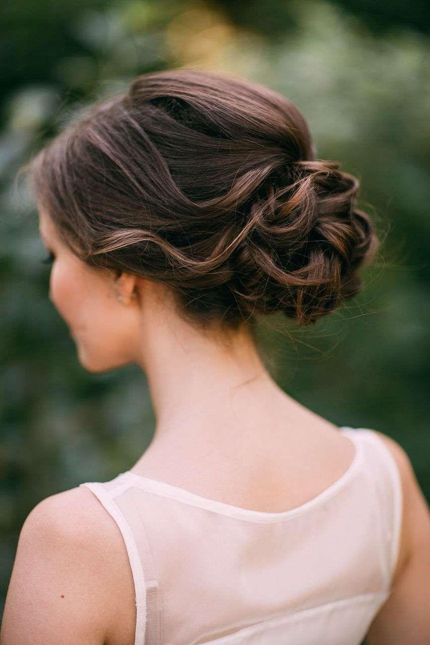 """Свадебные причёски : стиль """"Винтаж"""" фото : 12 идей 2017 ..."""