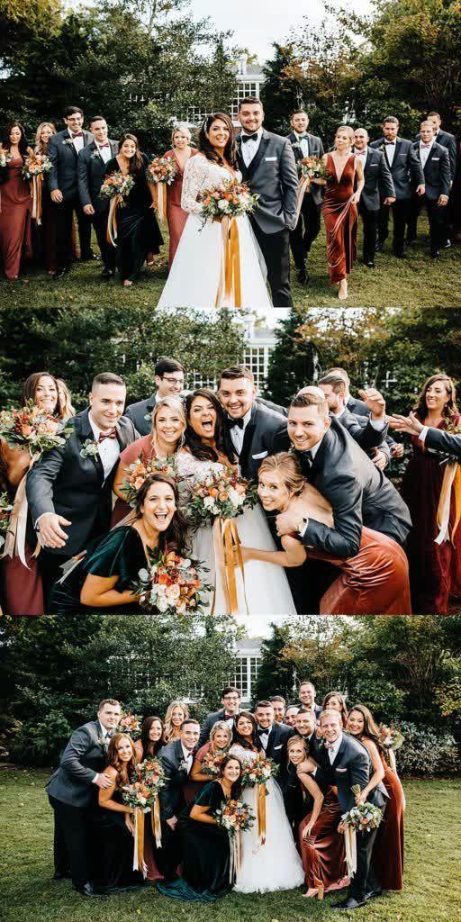 Historic Smithville Inn Wedding NJ Wedding Photographer
