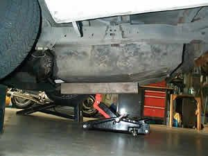 Step By Step Gas Tank Relocation On Brother S Website Gas Tanks