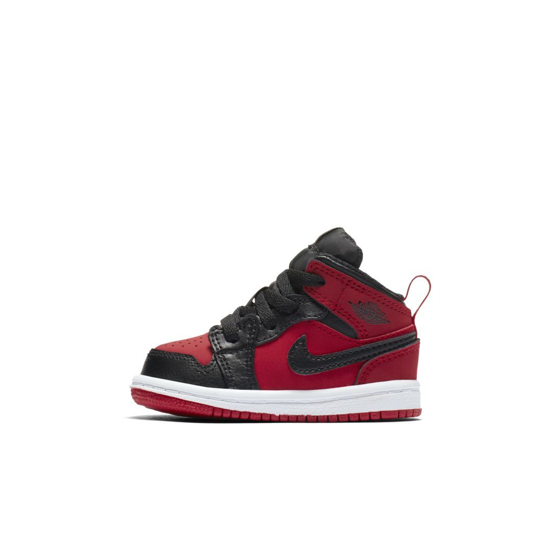 brand new 0dbe5 2a545 Air Jordan 1 Mid Infant/Toddler Shoe | Products | Toddler ...