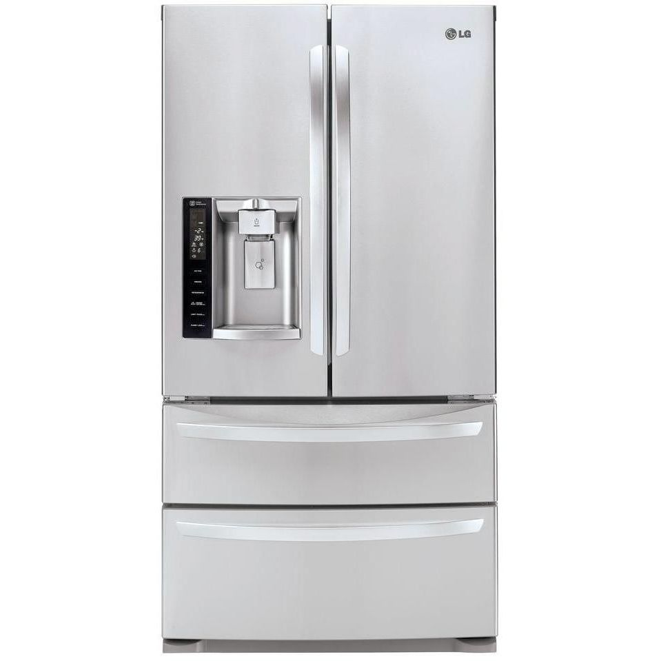 Lg 27 Cu Ft 36 Quote French Door Refrigerator Rc Willey Home Frunishings French Door Refrigerator Lg French Door Refrigerator Four Door Refrigerator