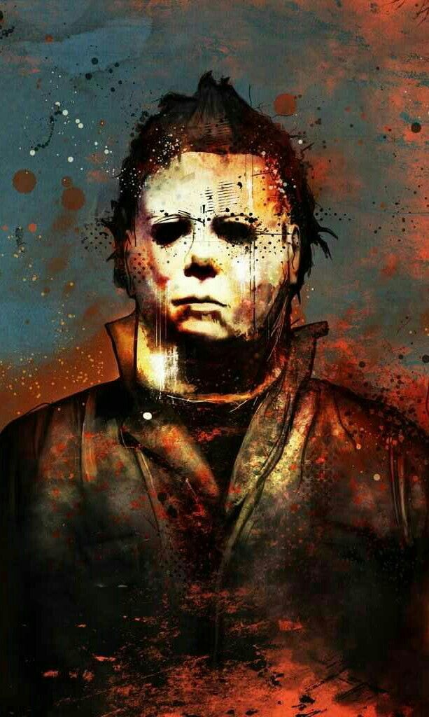 MICHAEL MYERS (With images) Michael myers art, Michael
