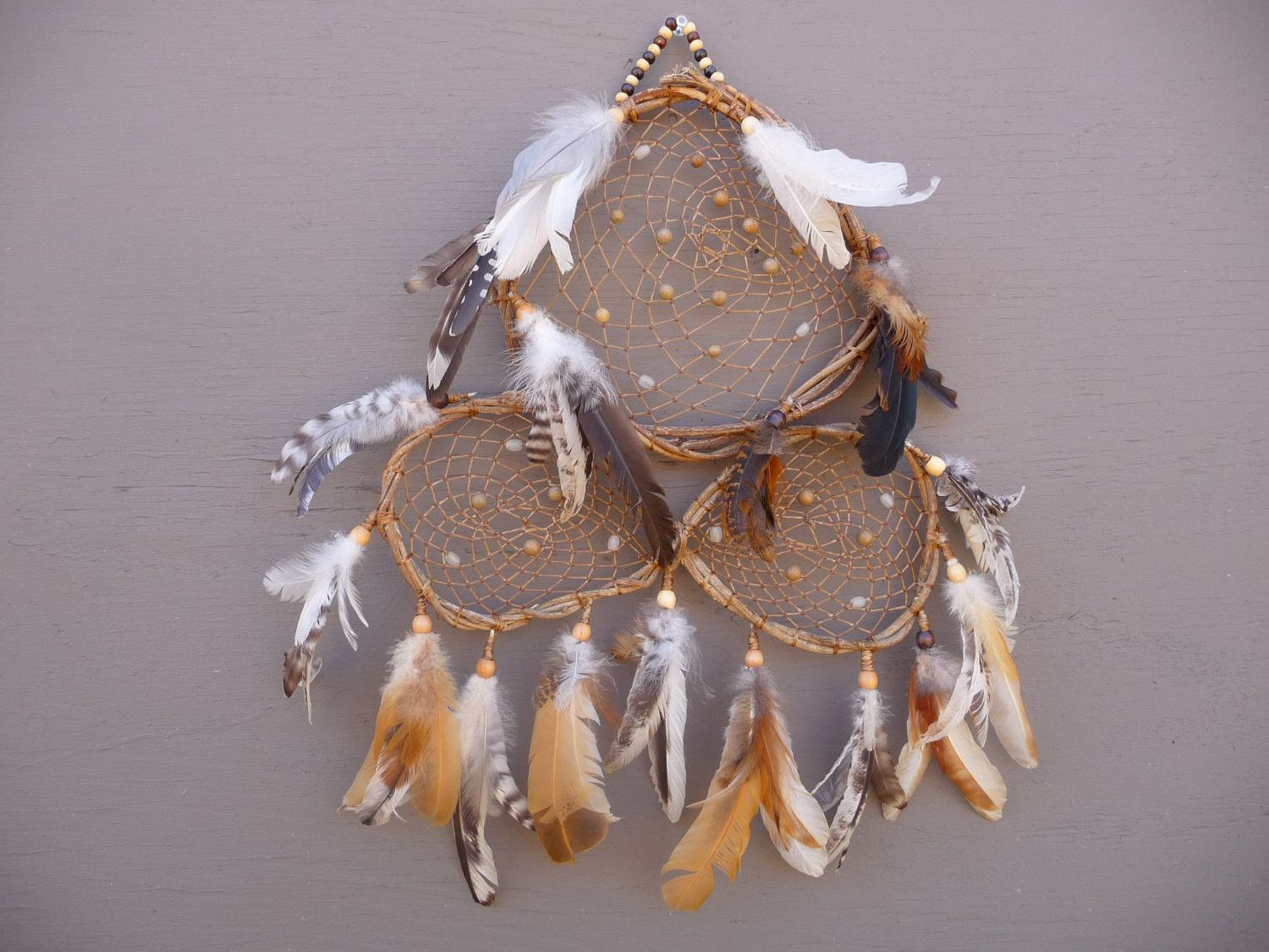 Is quartz considered a natural stone - Natural Dream Catcher Made From Wisteria Vine Chicken And Rooster Feathers Jasper Stone Beads