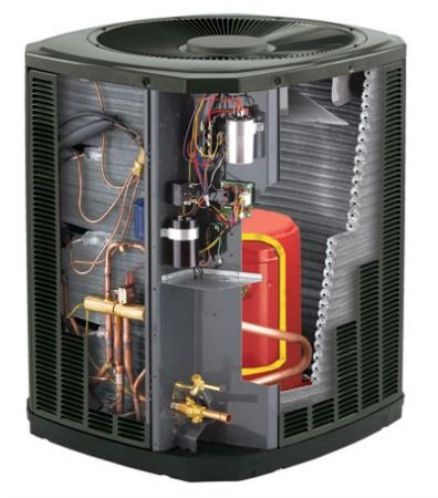 Heat Pump Sizing Explained Refrigeration And Air Conditioning Heat Pump Efficiency Heat Pump