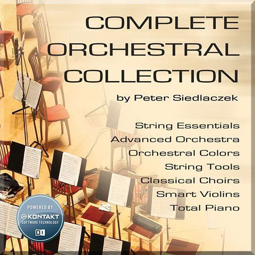 Best Service Complete Orchestral Collection [Download]