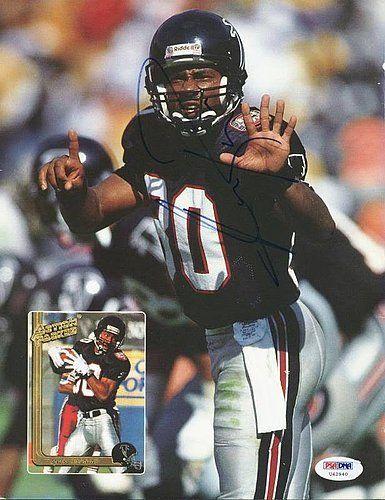 best sneakers b8bf0 348b7 Andre Rison Atlanta Falcons Publications | Atlanta Falcons ...