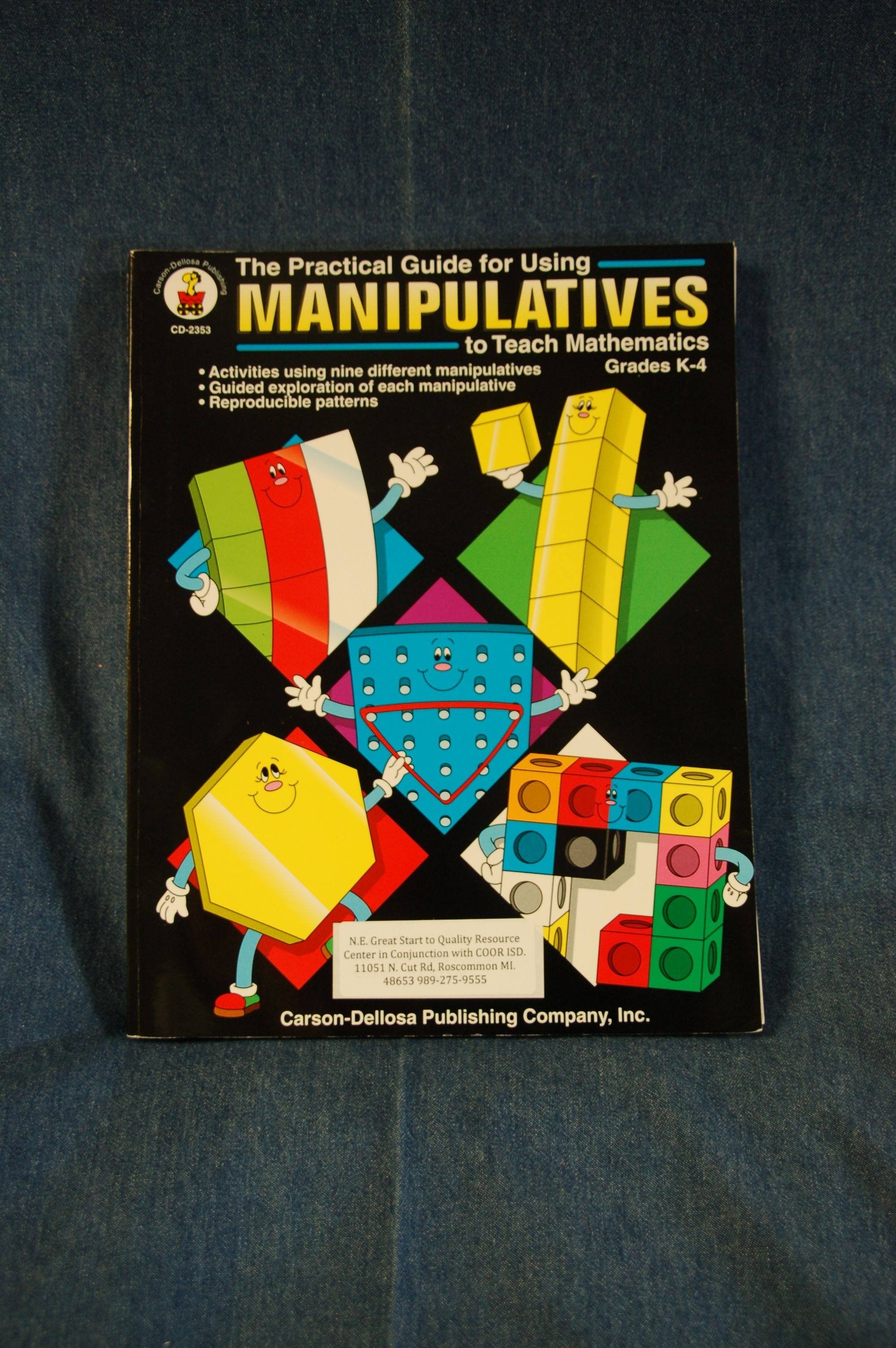 The Practical Guide For Using Manipulatives