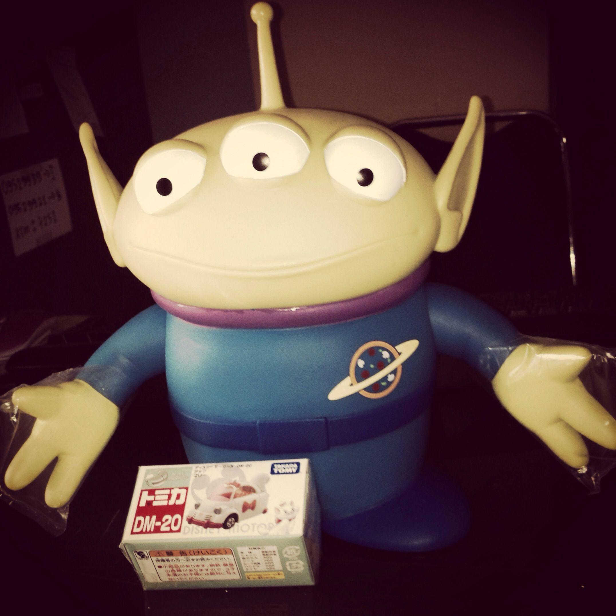 Aliens toystory figure | Toys | Pinterest