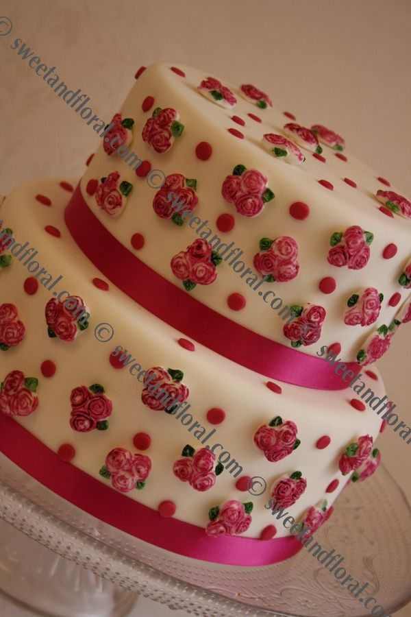 Sweet and Floral - Occasion Cakes