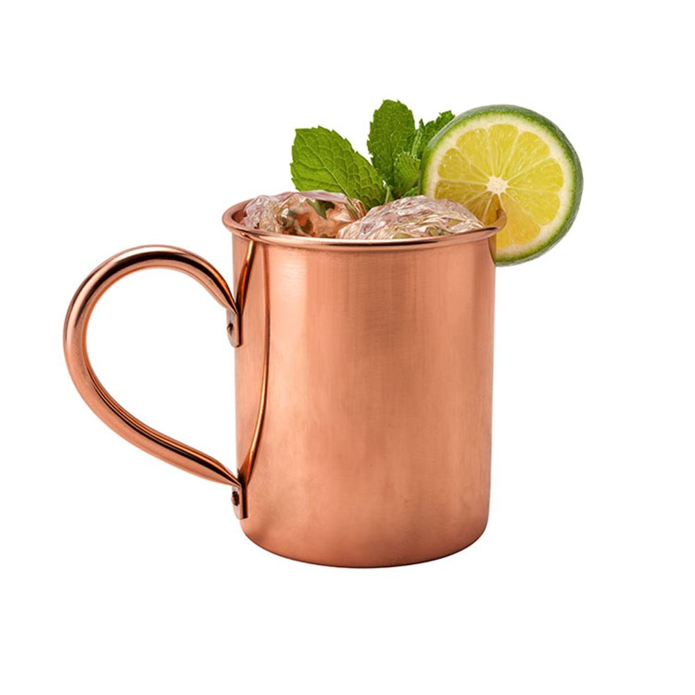 360 Apple Mule 360 Vodka Shrub recipe, Moscow mule