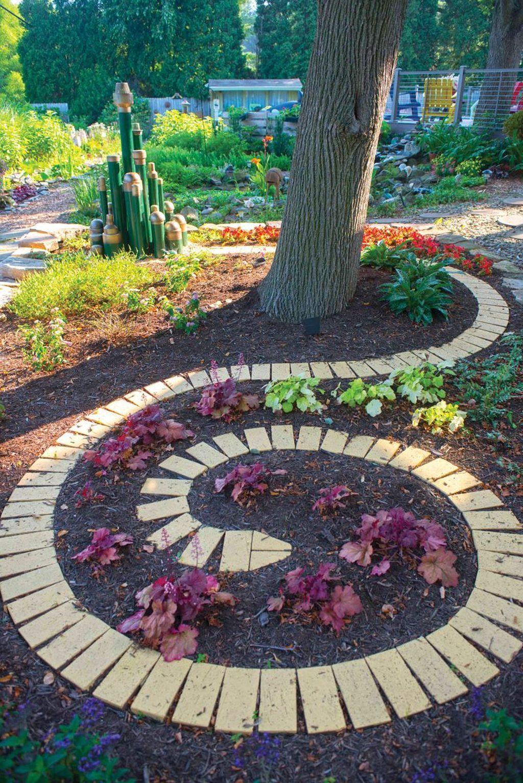 Photo of 73 Cheap DIY Garden Paths Design Ideas#cheap #design #diy #garden #ideas #paths