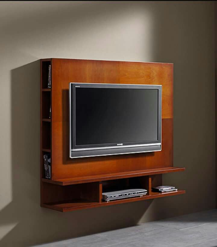 Chic and Modern TV Wall Mount Ideas