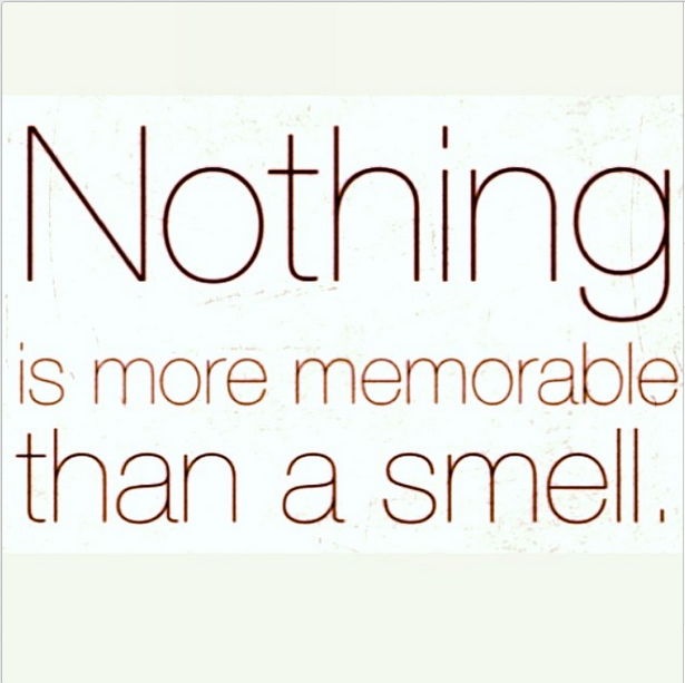 "Smell Good Quotes: Scent Quote ""Nothing Is More Memorable Than A Smell"