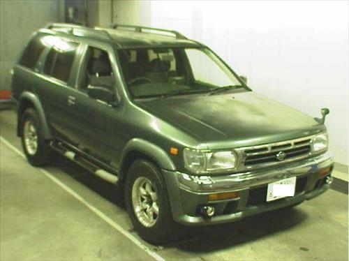 Refer Ninki26667 Make Nissan Model Terrano Year 1995