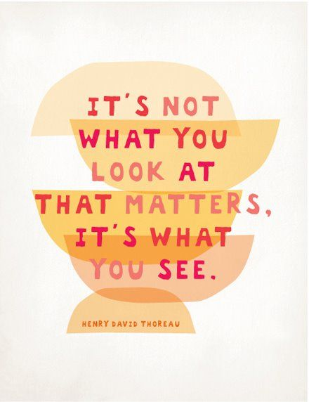 Trying seeing the glass as half full #quote #inspire