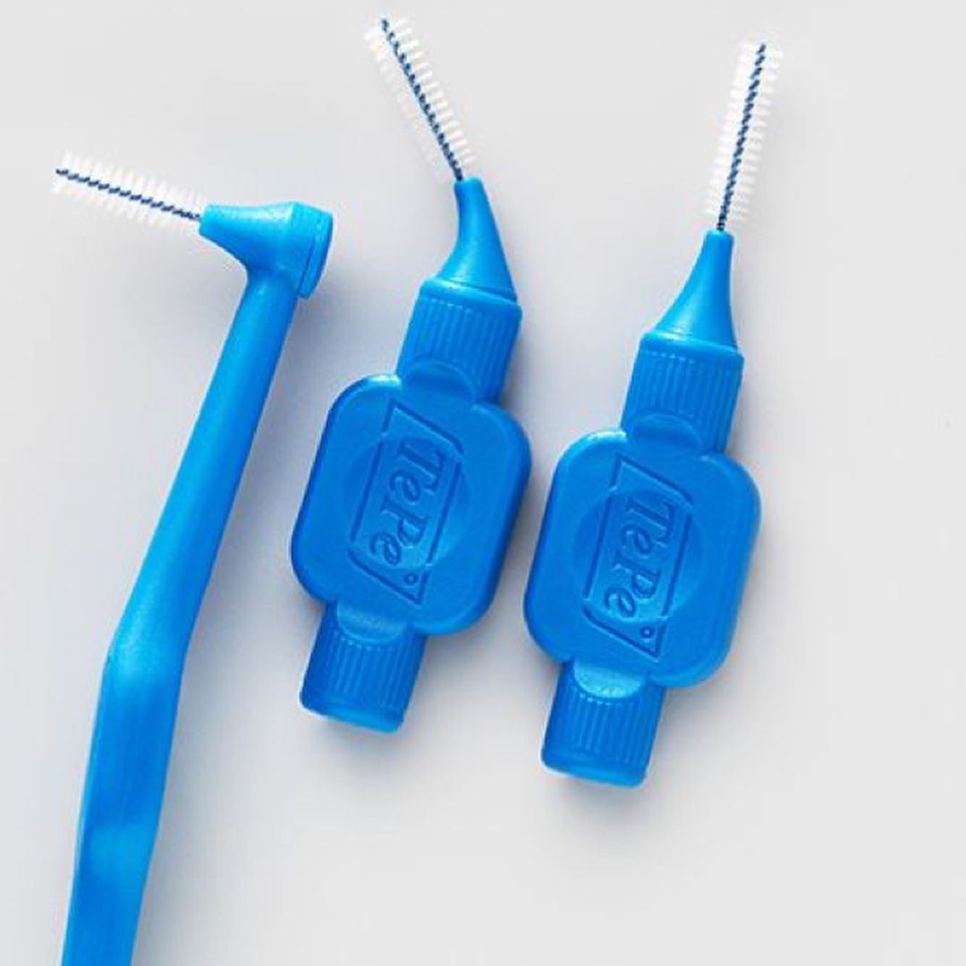Dental Interdental tepe brushes comes in different