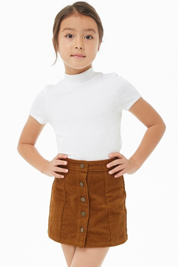 d518f94d552 Girls Corduroy Mini Skirt (Kids)