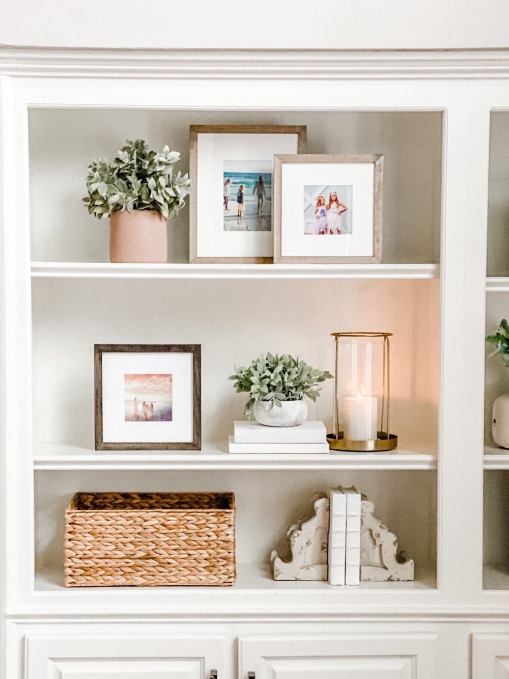 Bookcase Styling - Essential Pieces for a New Look — Jenny Reimold