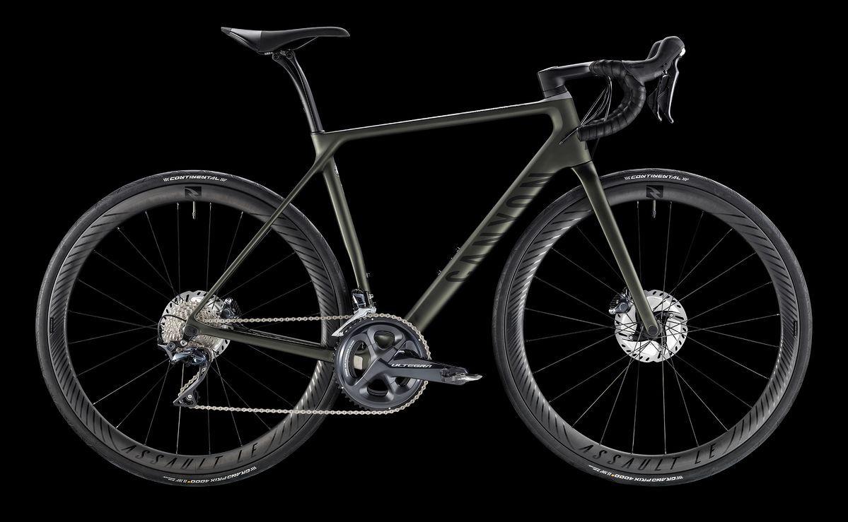 cc77167b353 Endurace CF SL Disc 8.0 Aero   cycling   Canyon bike, Road bike ...