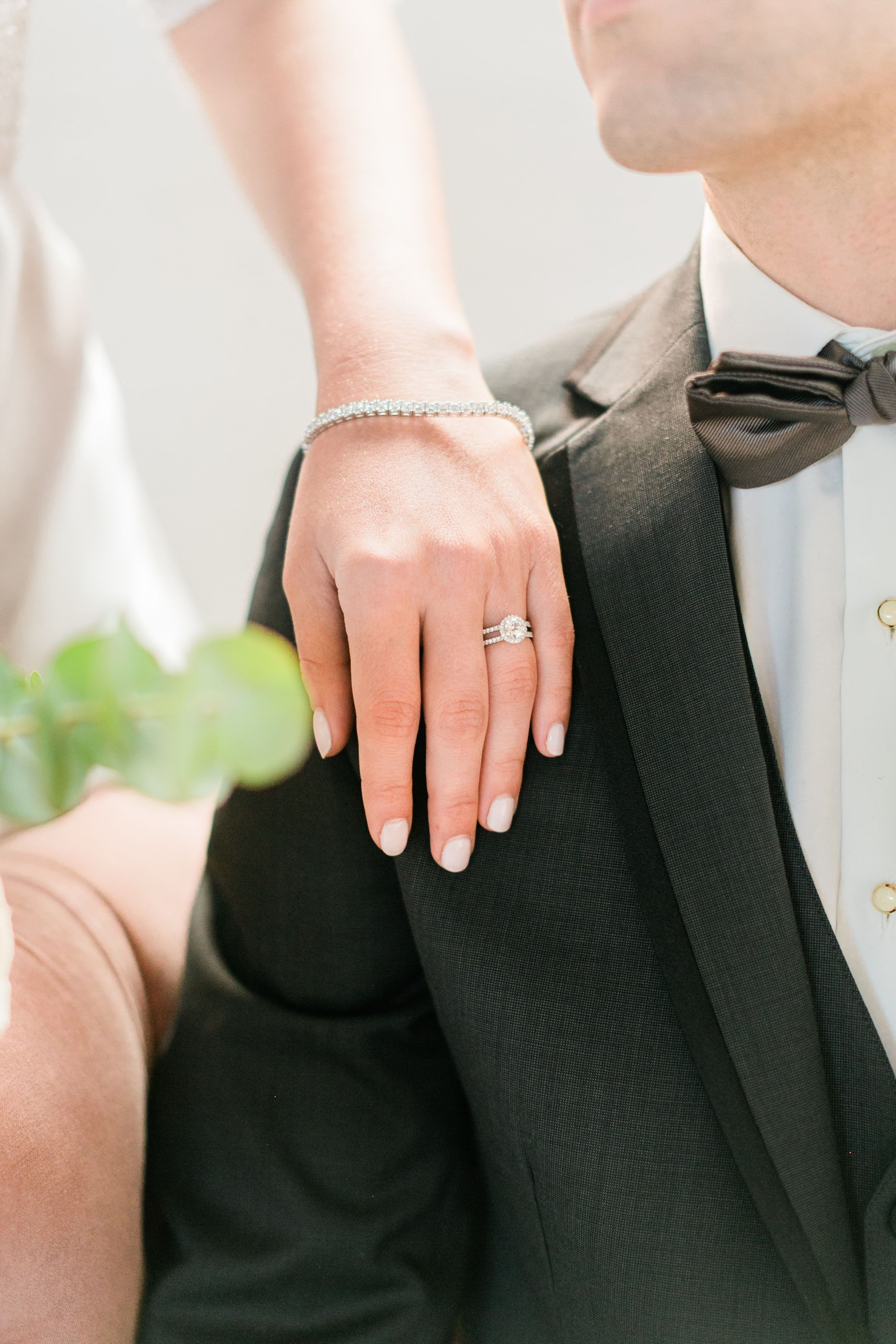 beyond the ring: jewelry we're loving for the big day