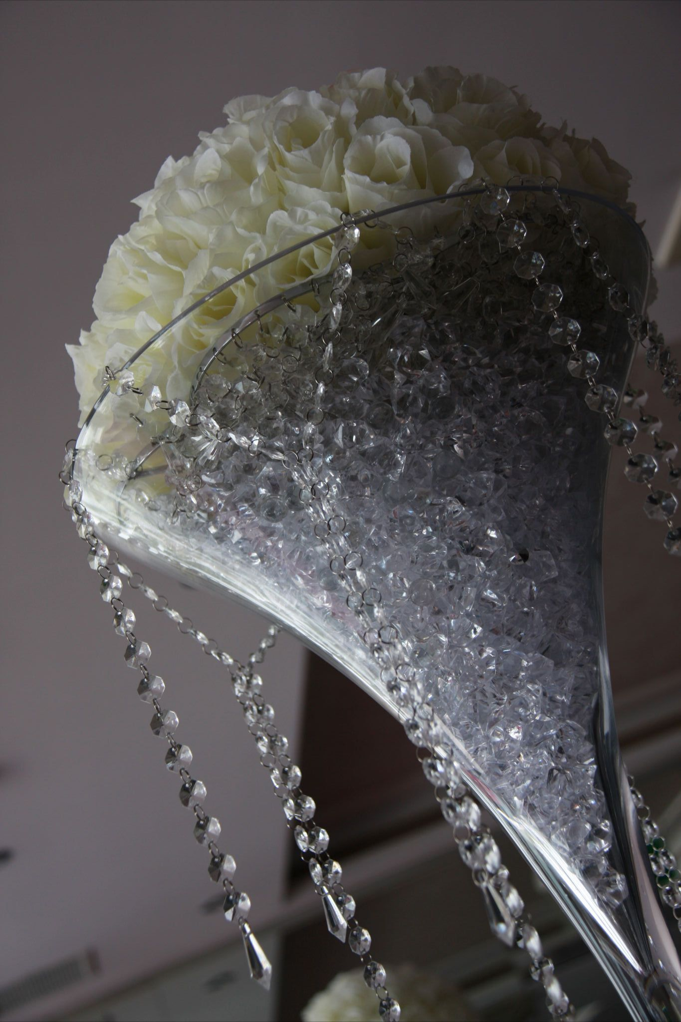 www decorationhire com au martini glass centrepiece wedding table rh pinterest co uk