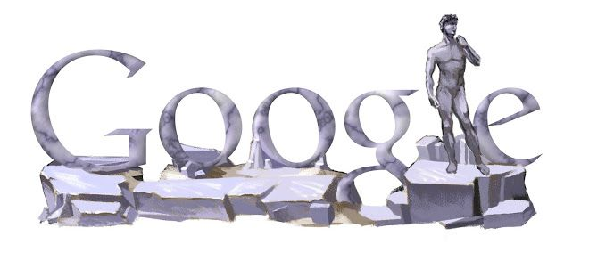 Michelangelo's 528th Birthday