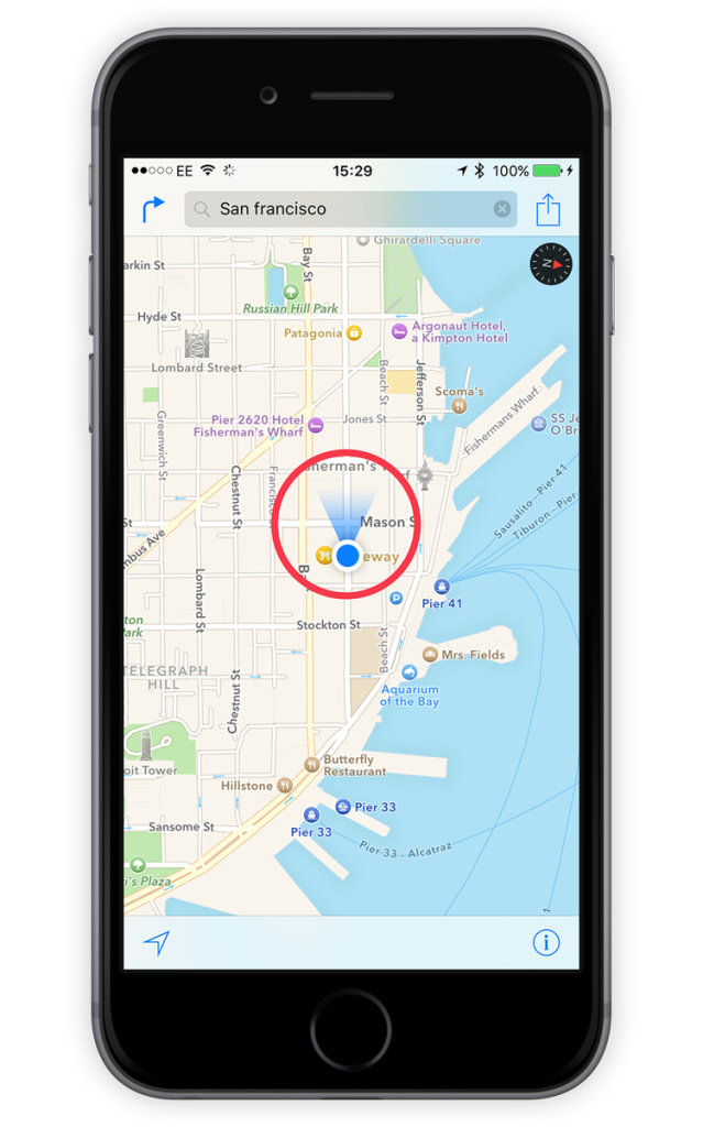 How To Use Maps In Iphone on
