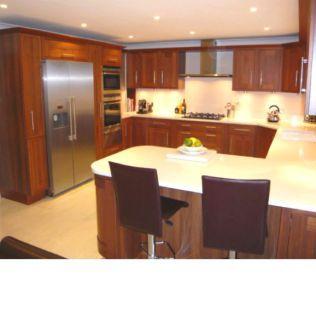 65 inspiring u shaped kitchen ideas with breakfast bar house ideas rh pinterest co uk