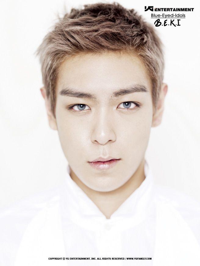 Blue Eyed K Pop Idols Choi Seunghyun Top Bigbang My Husbands