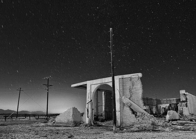 Ghosts of the Salton Sea, via Flickr.
