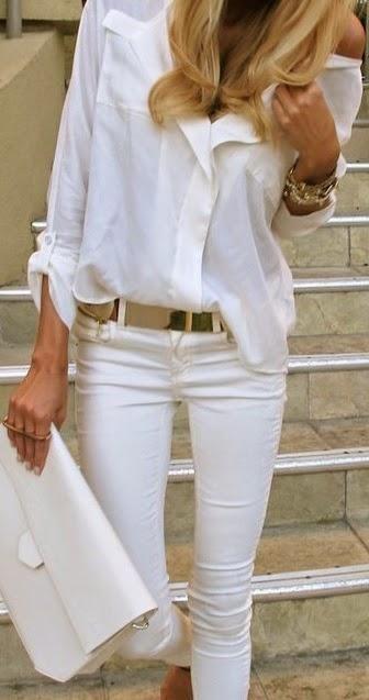 Cómo Combinar Un Pantalón Blanco Paperblog Como Combinar Pantalon Blanco Combinar Pantalon Blanco Ropa