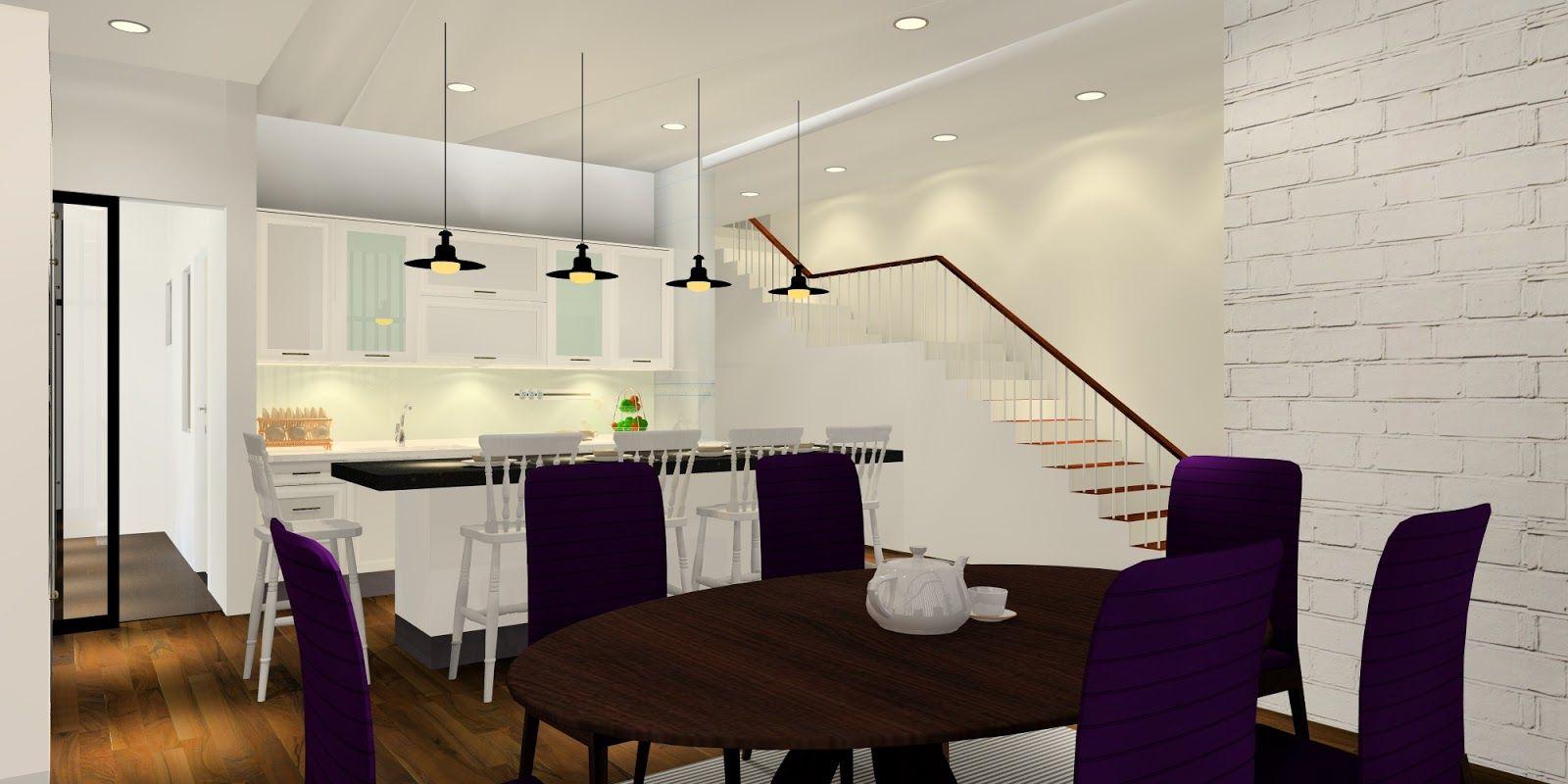 Meridian Interior Design - The Reed, Lake Fields, Sungai Besi Dry ...